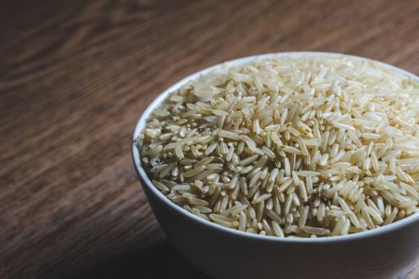 Gạo lứt trắng